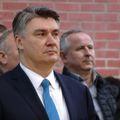 Zoran Milanović na obljetnici Počasne bojne