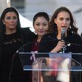 Eva Longoria i Natalie Portman (Foto: AFP)
