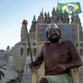 Marcio Mizael Matolias već 22 godine živi u dvorcu od pijeska (FOTO: AFP)