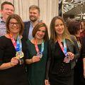 Barbara Štrbac osvojila novu medalju na SP-u novinara skijaša - 3