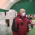 Robert Markt, izvršni predsjednik Crvenog križa, i Andrija Jarak