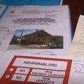 Papirologija za prjavu štete od potresa