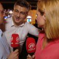 Premijer uletio u kadar (Foto: Dnevnik.hr)
