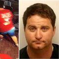 Napad na konobaricu (Foto: Screenshot/Chatham County Sheriff)