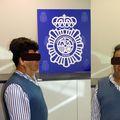 Uhvaćen s pola kilograma kokaina ispod tupea (Foto: Twitter/Policia Nacional)