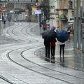 Kiša u Zagrebu (Foto: Robert Anic/PIXSELL)