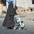 Potpuno prekrivena žena (Foto: Getty Images)