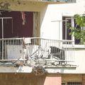 Snažna detonacija ispod balkona stambene zgrade u Vinkovcima (Foto: Dubravka Petric/PIXSELL) - 1