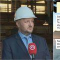 Šef Brodosplita izvrijeđao reportera Dnevnika Nove TV