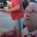 Atmosfera u Splitu uoči utakmice