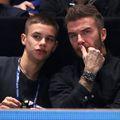 Romeo Beckham, David Beckham (Foto: Profimedia)