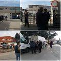 Prosvjed građana u Petrinji
