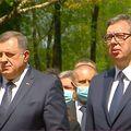 Sporni komentari Vučića i Dodika - 5