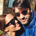 Franka Batelić i Vedran Ćorluka (Foto: Instagram)