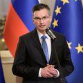 Slovenski premijer Marjan Šarec (Foto: AFP)