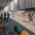 Prosvjedi u Iraku (Foto: AFP)