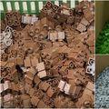 Kocke od reciklirane plastike