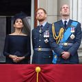 Meghan Markle, princ Harry, Kate Middelton, princ William