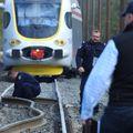 Vlak iskočio iz tračnica (Foto: Marko Prpic/PIXSELL)