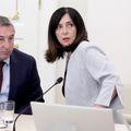 Predrag Štromar i Blaženka Divjak (Foto: Patrik Macek/PIXSELL)