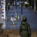 Tajfun Hagibis poharao Japan (Foto: AFP)