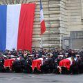 Smrtonosni napad u pariškoj policiji (Foto: AFP)