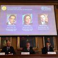 Nobelova nagrada za ekonomiju (Foto: AFP)