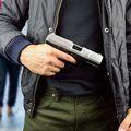 Muškarac s pištoljem (Ilustracija: Getty Images)