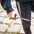 Nož u ruci, ilustracija (Foto: Getty)