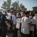 Migranti u Grčkoj (Foto: AFP)