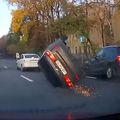 Sudar Kije i BMW-a (Foto: Screenshot/YouTube)