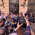 Prosvjed pred Županijskim sudom u Zadru (Foto: Dnevnik.hr) - 5