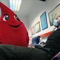 Darivanje krvi, ilustracija - 2