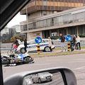 Prometna nesreća u Zagrebu