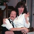Vicki Michelle i Gorden Kaye