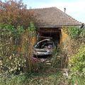 Vozačica se zabila u obiteljsku kuću