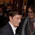 Johnny Depp u Beogradu