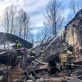 Eksplozija u tvornici baruta u Rusiji - 2