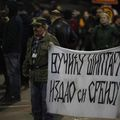 Prosvjedi na ulicama Beograda zbog uvođenja covid potvrda - 3