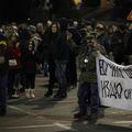 Prosvjedi na ulicama Beograda zbog uvođenja covid potvrda - 4