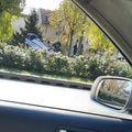 Auto na krovu