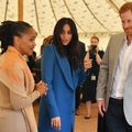 Princ Harry, Meghan Markle i Doria Regland (Foto: Getty Images)