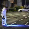 Policijski očevid nakon pucnjave u Vukovarskoj ulici (Foto: Marko Prpic/PIXSELL)
