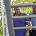 Privođenje Damira Škare zbog optužbi za silovanje (Foto: Davorin Visnjic/PIXSELL)
