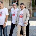 Predsjednici sindikalnih središnjica (Foto: Patrik Macek/PIXSELL)