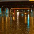 Poplavljen podvožnjak u Škorpikovoj (Foto: Matija Habljak/Pixsell) - 8