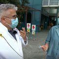Bruno Baršić, infektolog u KB Dubrava, i Srna Bijuk