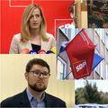 Mirela Ahemetović, Marino Percan, Peđa Grbin, Željko Kolar i Ranko Ostojić