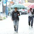 Kišno vrijeme, ilustracija