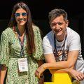 Tanja Židić i Bruno Kovačević